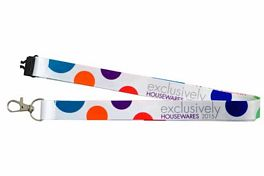 Personalised DYE Sublimation Lanyards