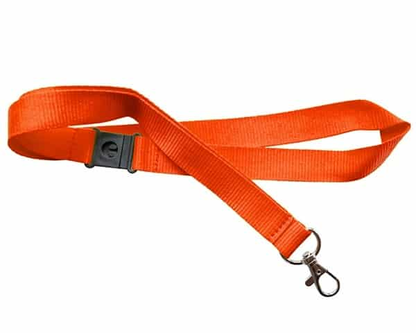 Orange Lanyards 021C