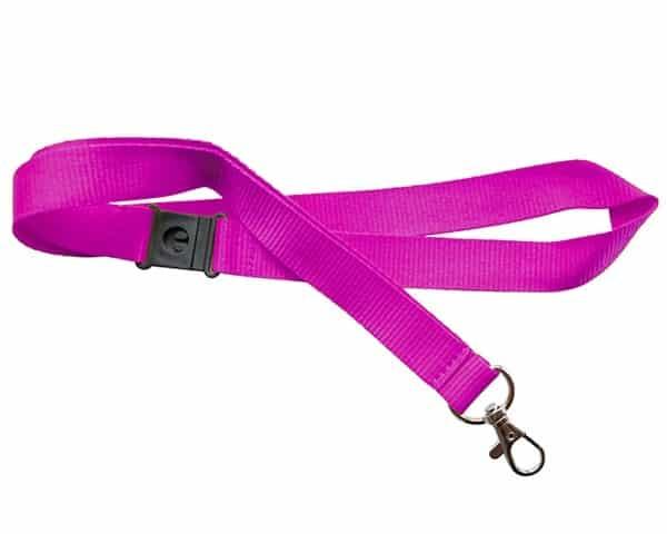 Pink Lanyards 2395C