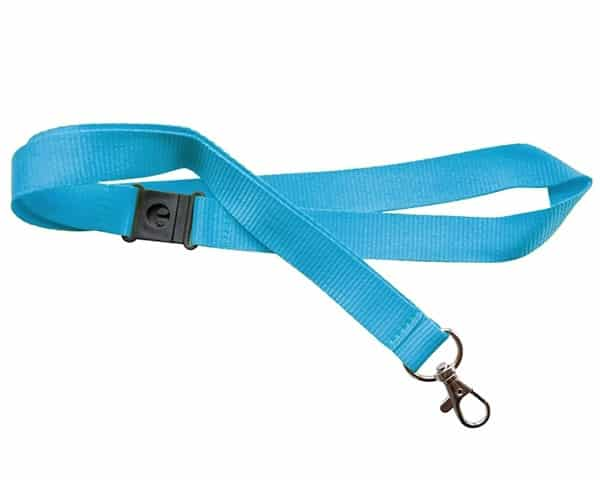 Blue Lanyards 298C
