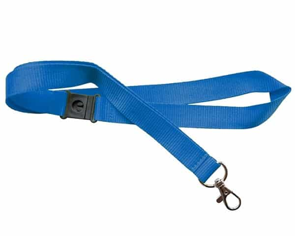 Blue Lanyards 300C