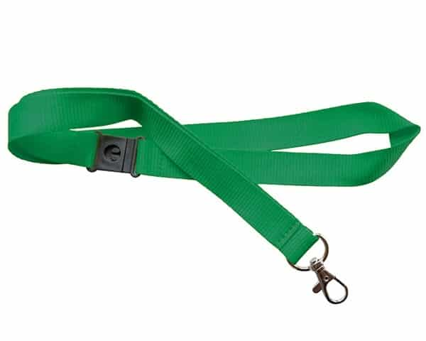 Dark Green Lanyards