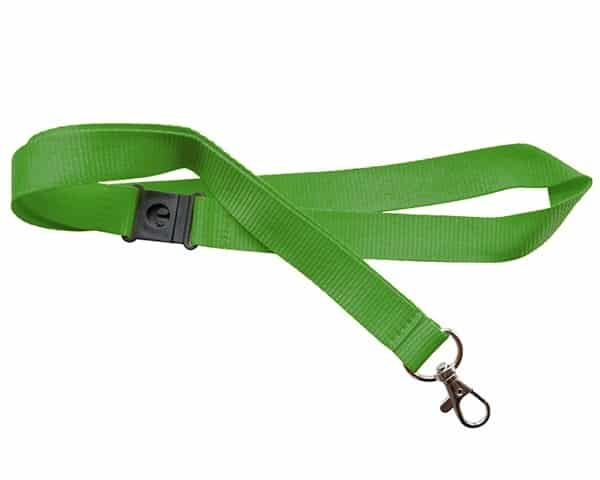Green Lanyards