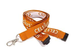 Personalised Woven Lanyards