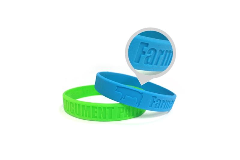 Custom-Wristbands-UK-Debossed-4