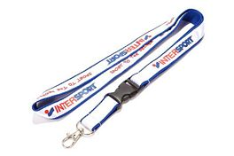 Personalised Satin Lanyards