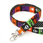 Personalised Lanyards UK Halloween
