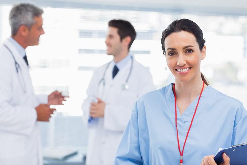 Personalised Lanyards Hospital NHS